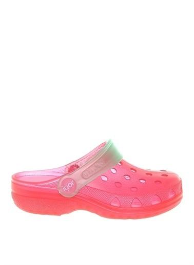 Igor Igor Fuşya Kız Bebek Sandalet Fuşya
